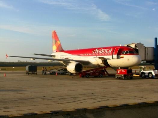 A320-Avianca