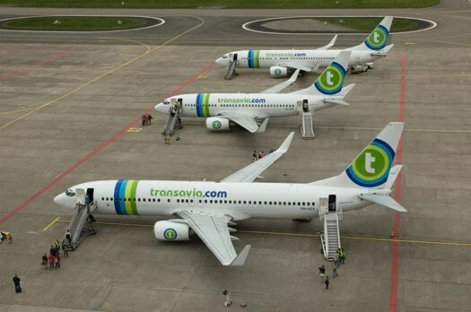 Transavia-aeroporto