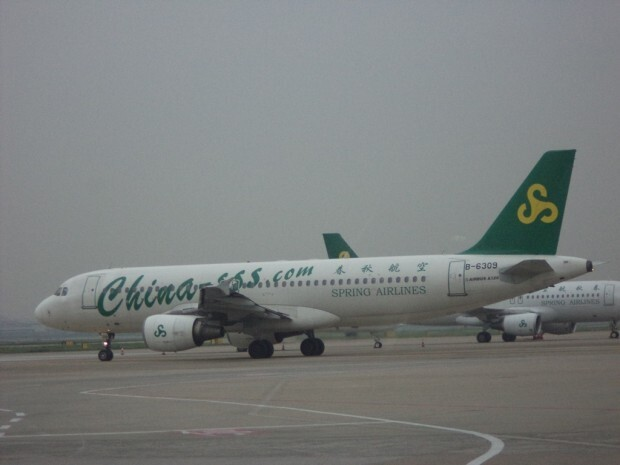 avaliacao-spring-airlines-aviao