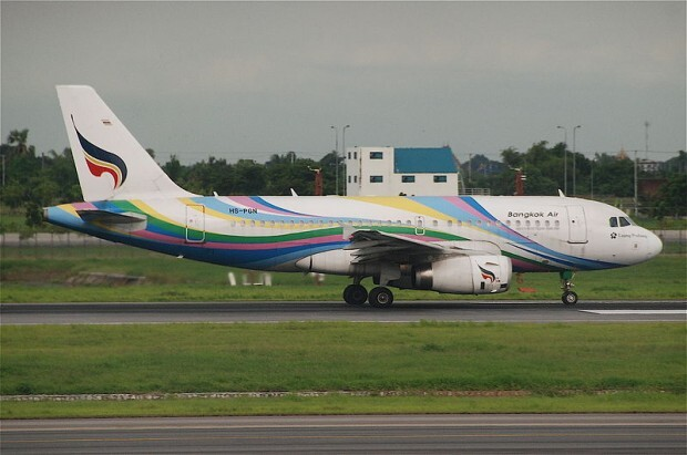 Bangkok Airways-aviao1