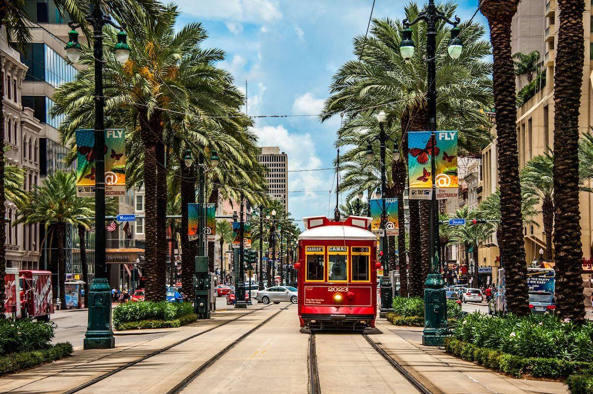 Estados Unidos! Passagens para Nova Orleans a partir de R$ 1.725, saindo do Rio e de São Paulo!