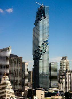 torre mahnakhon bangkok