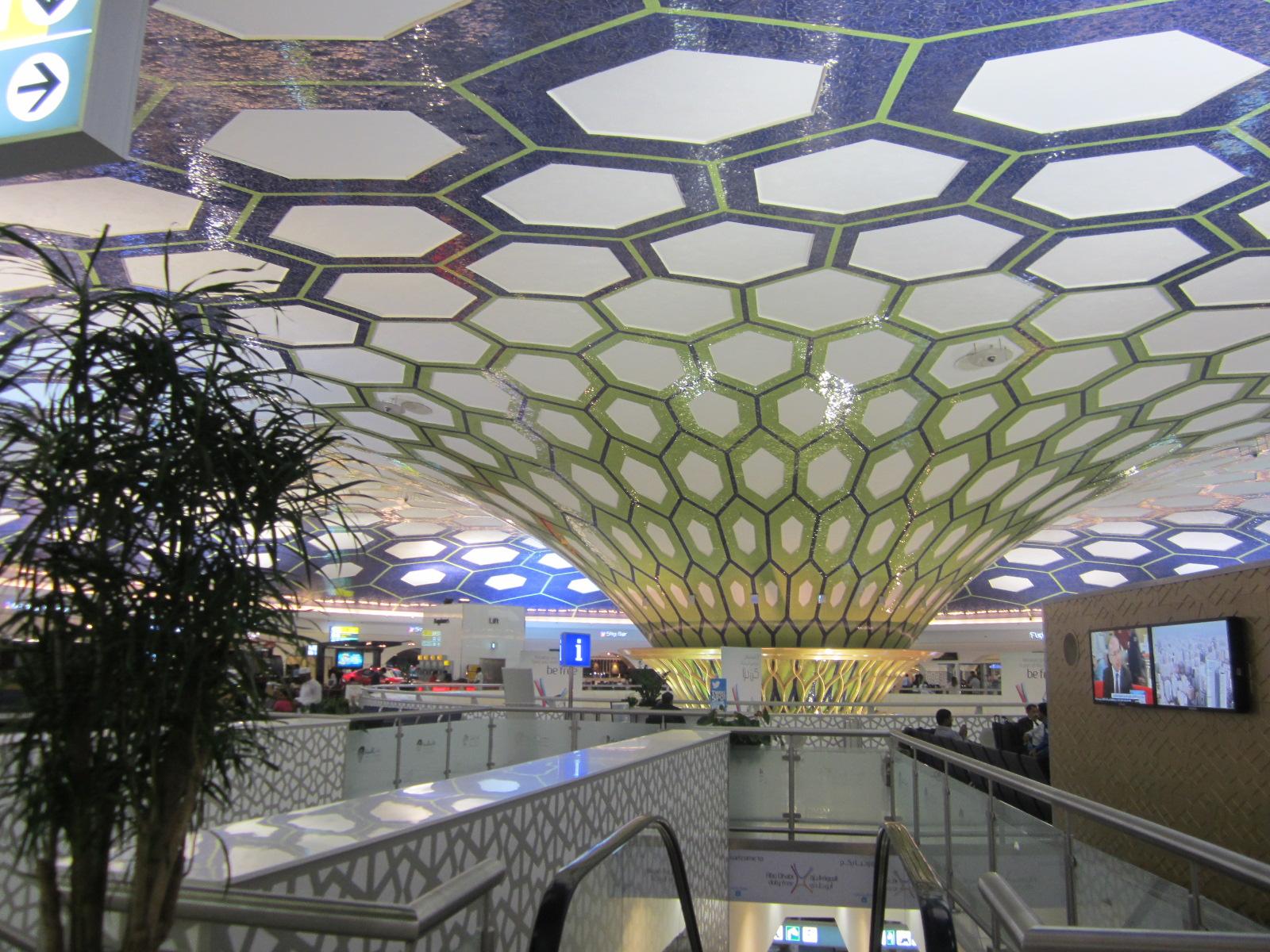 027_Aeroporto Abu Dhabi