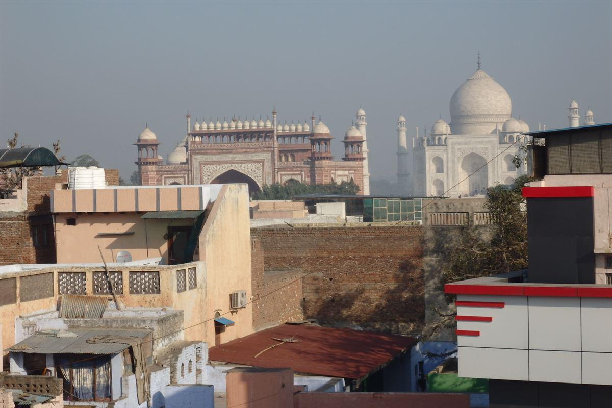 Terraços de Agra, Índia