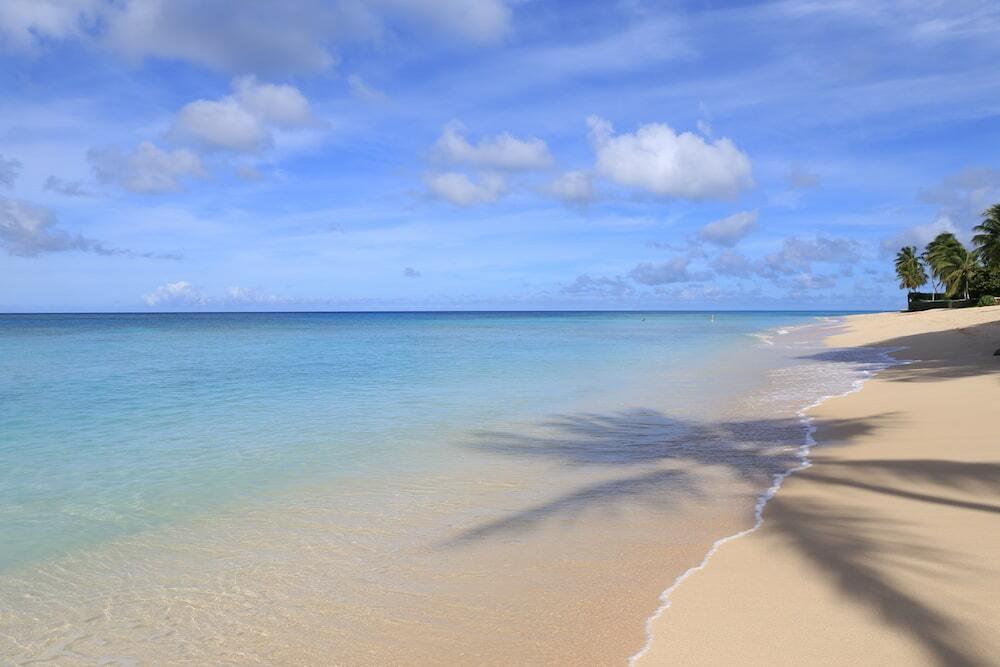 Barbados praia