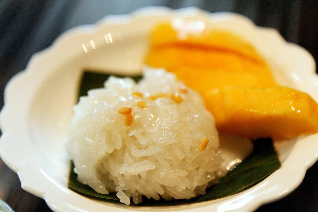 arroz manga tailandia