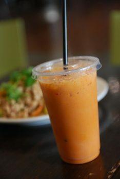 cha gelado tailandes
