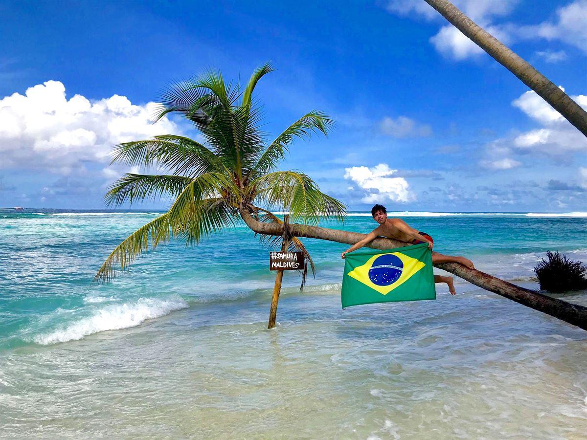 viajar maldivas gastando pouco