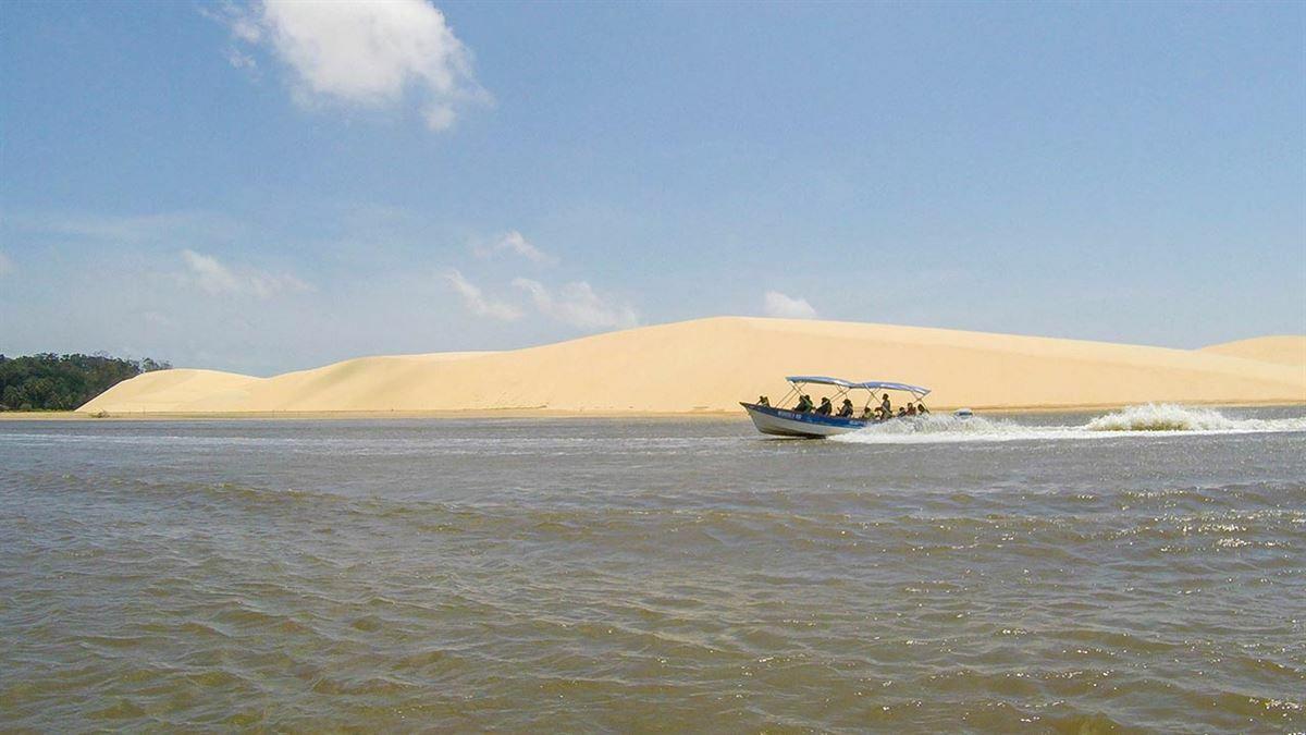 tour rio preguicas