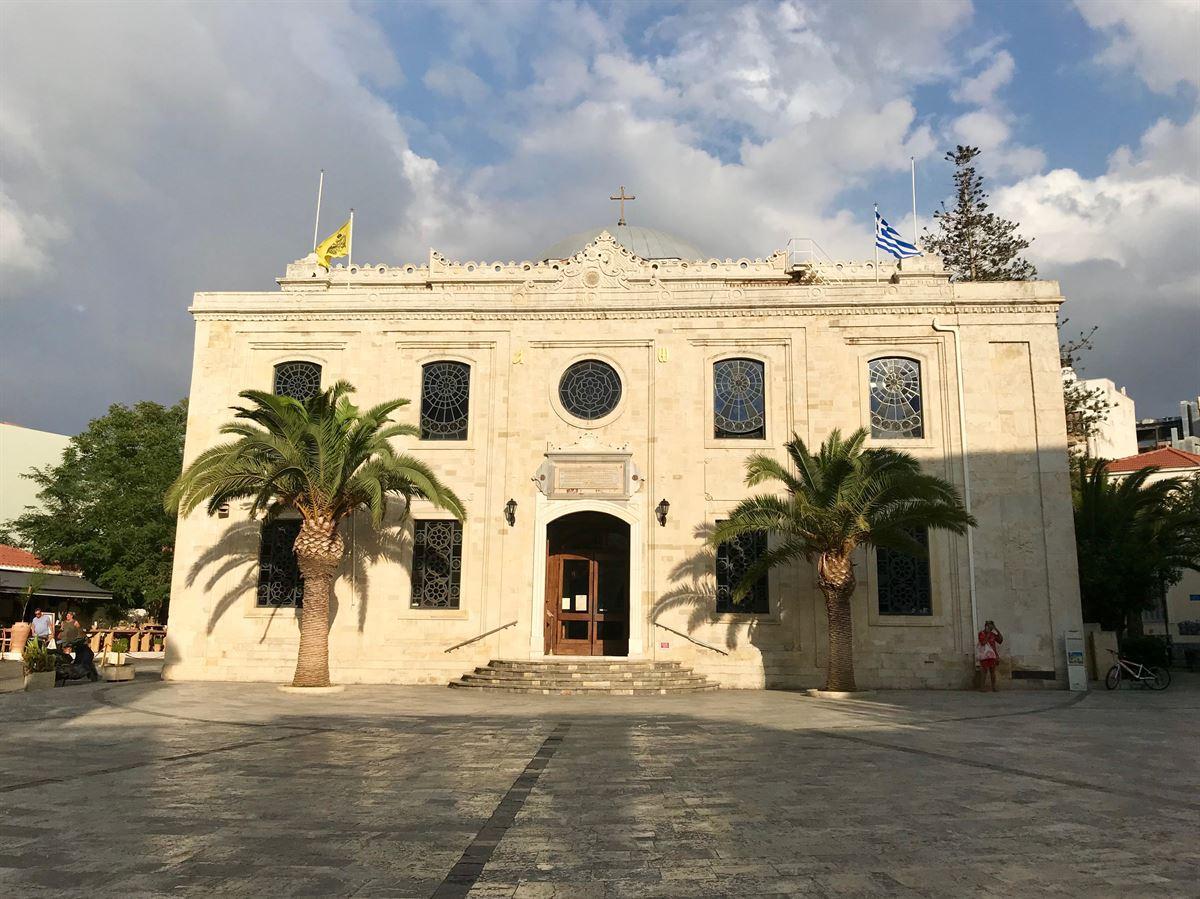 creta heraklion ilha grecia