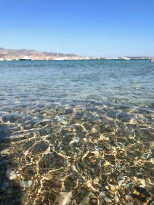 paros piso aliki ilha grecia