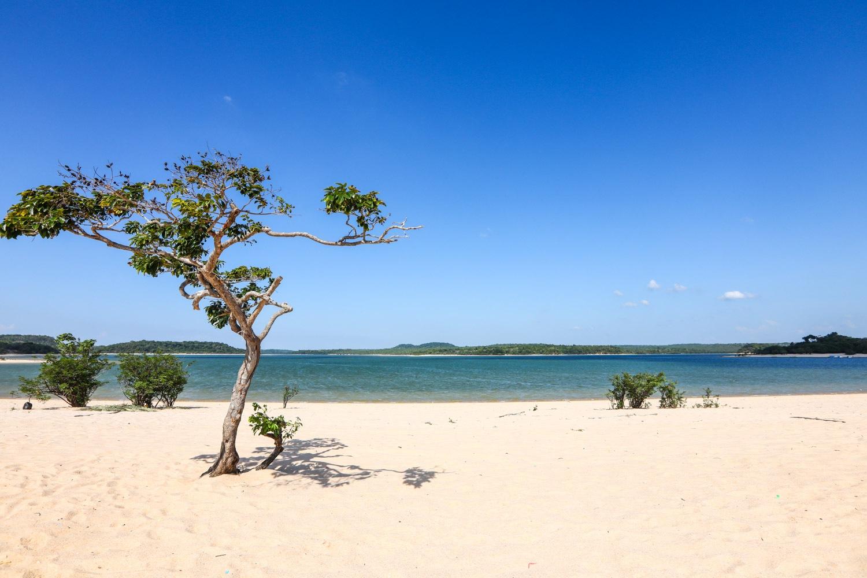 Melhores praias de Alter do Chão