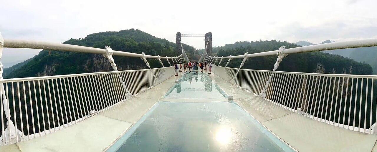 ponte zhangjiajie china