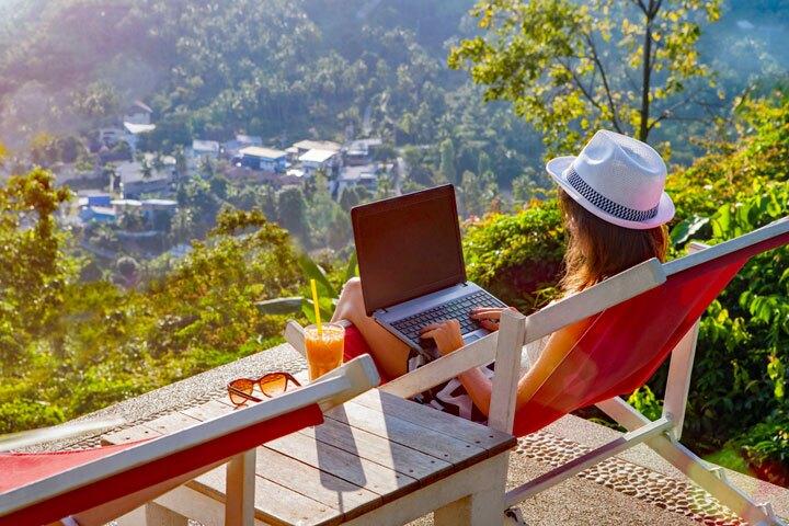 Chiang Mai para nômades digitais